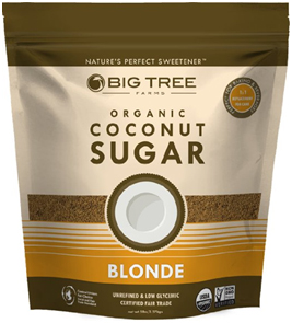 Big Tree Farms 5-Pound Organic Coconut Sugar Bag